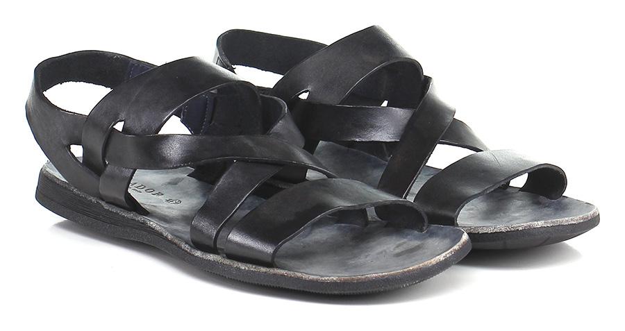 Sandalo Nero Brador Scarpe economiche e buone