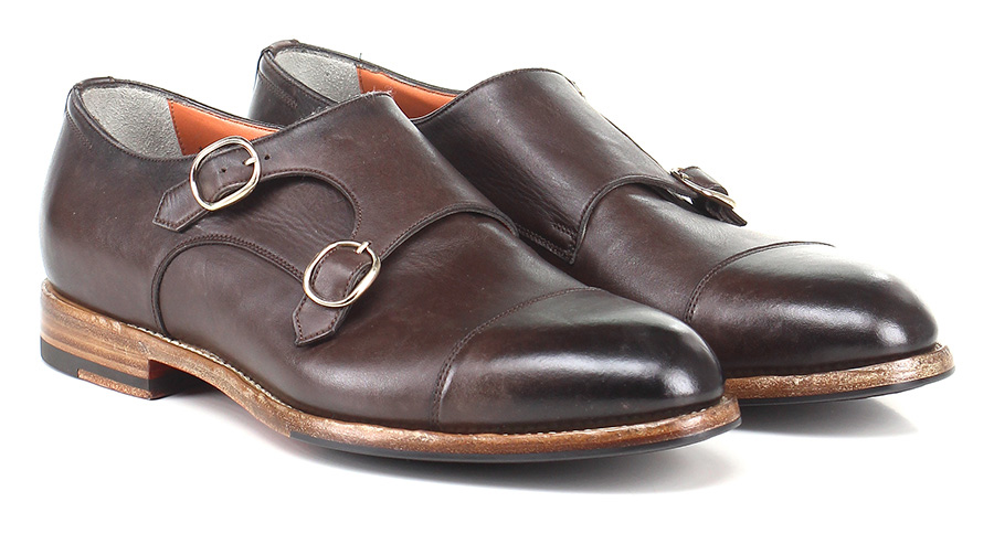 Senza stringhe T.moro Santoni Verschleißfeste billige Schuhe