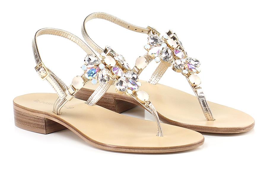 Sandalo basso Platino Positano Mode billige Schuhe Schuhe billige 5db439