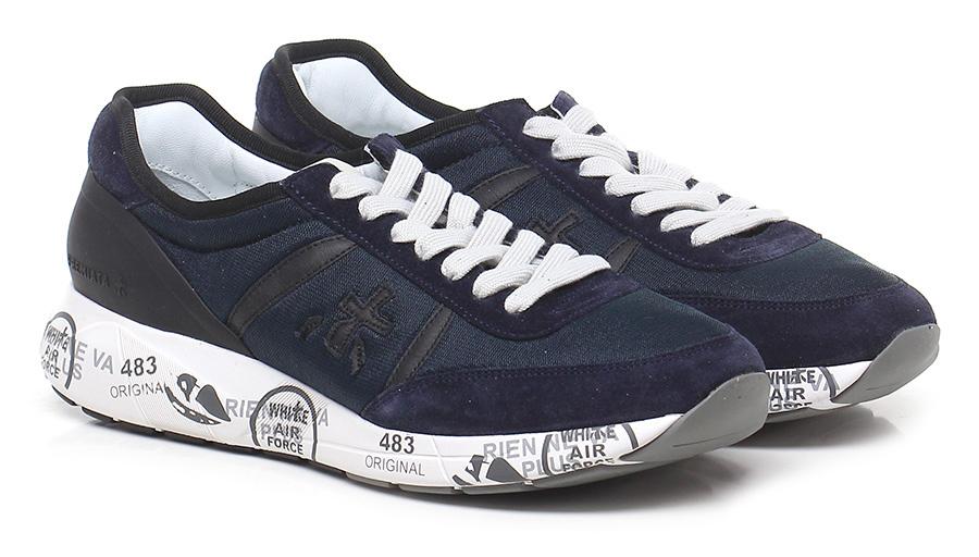 Sneaker 2910 night/black Premiata Verschleißfeste billige Schuhe