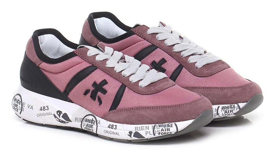 Sneaker 3042 powder/black Premiata Verschleißfeste billige Schuhe