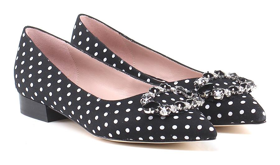 Scarpa bassa Nero/bianco Gisele billige Paris Mode billige Gisele Schuhe ea5d90