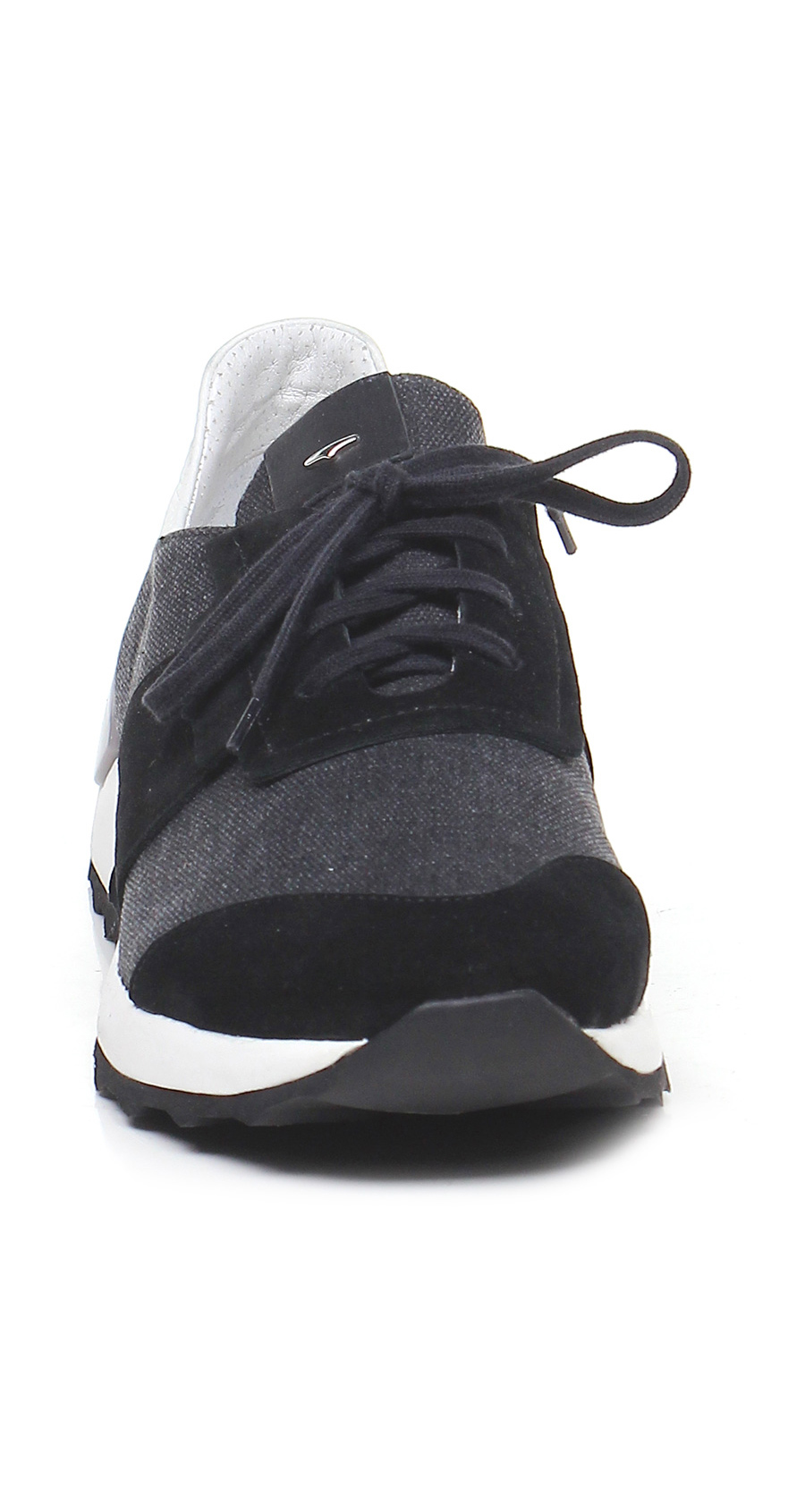 Sneaker Nero Guardiani Sport Verschleißfeste billige Schuhe