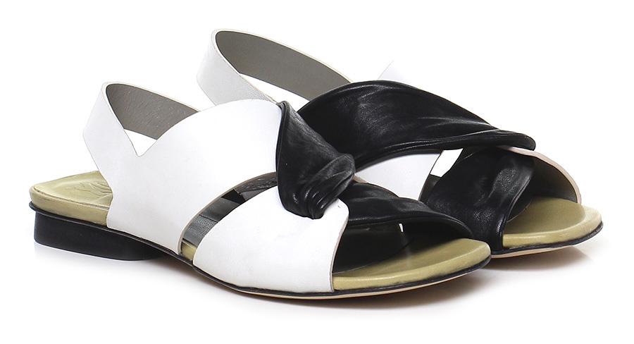 Sandalo basso Nero/bianco Ixos Verschleißfeste billige Schuhe