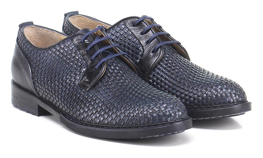 Stringata Blu Brimarts Verschleißfeste billige Schuhe