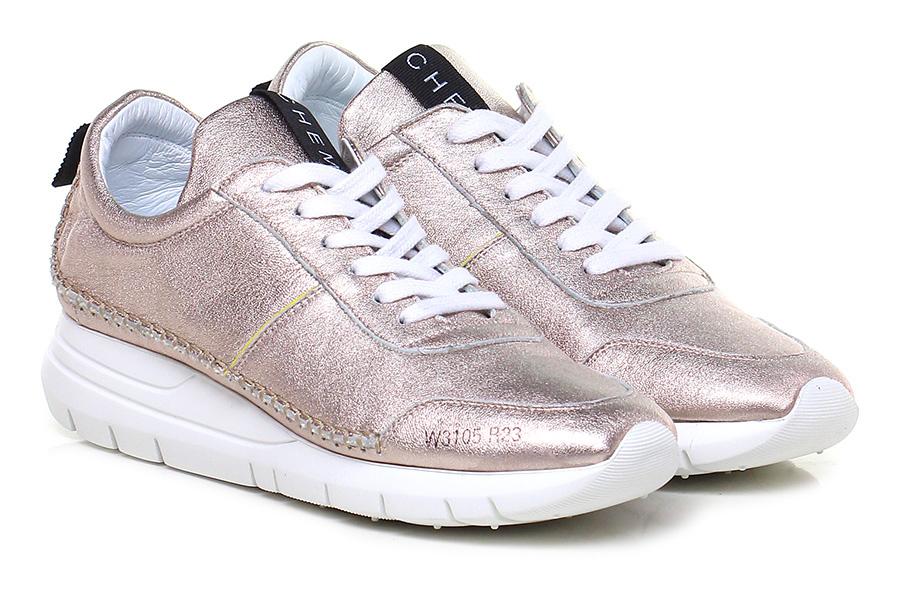 Sneaker Rosa Chemire Verschleißfeste billige Schuhe