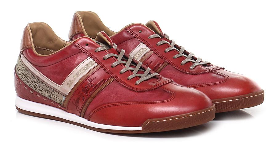 Sneaker Rosso/taupe La Martina Mode billige Schuhe