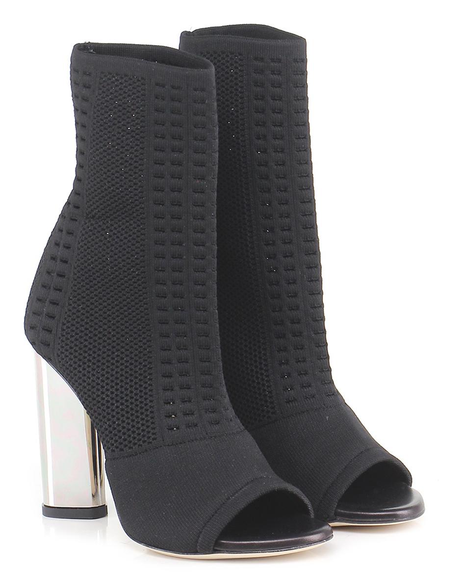 Tronchetto Nero Miss Martina Verschleißfeste billige Schuhe