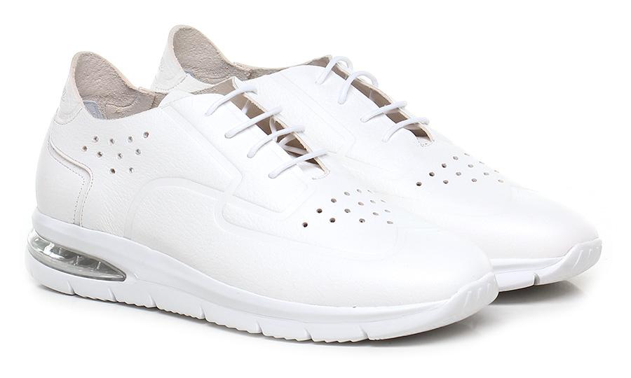 Sneaker White Barleycorn