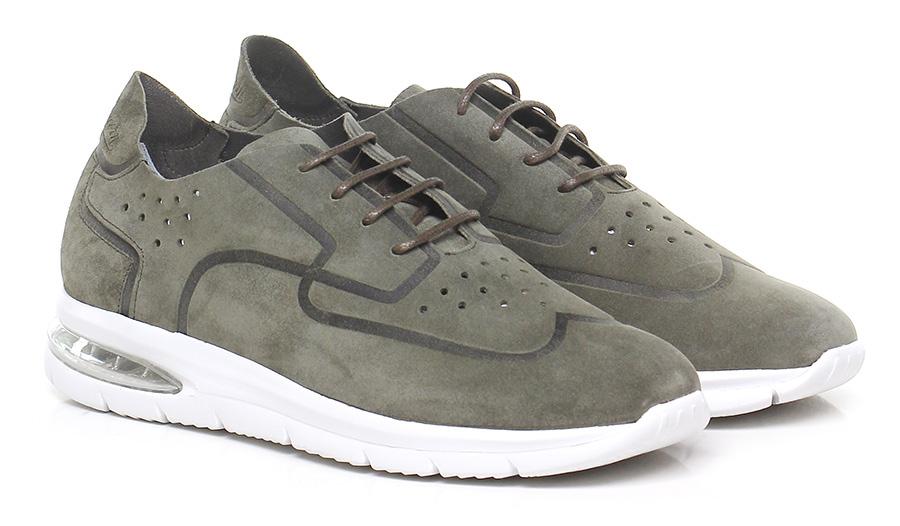 Sneaker Military Barleycorn Verschleißfeste billige Schuhe