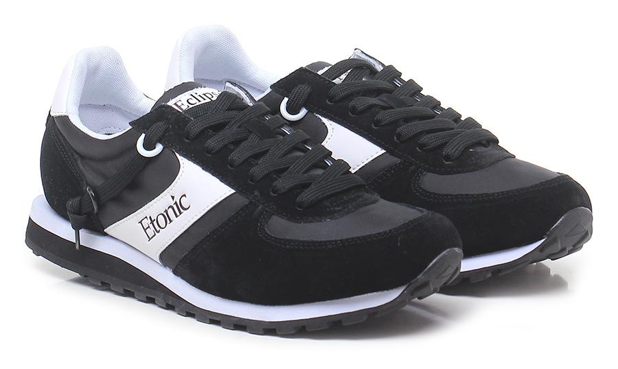 Sneaker Black/white Black/white Sneaker Etonic Verschleißfeste billige Schuhe 66c848