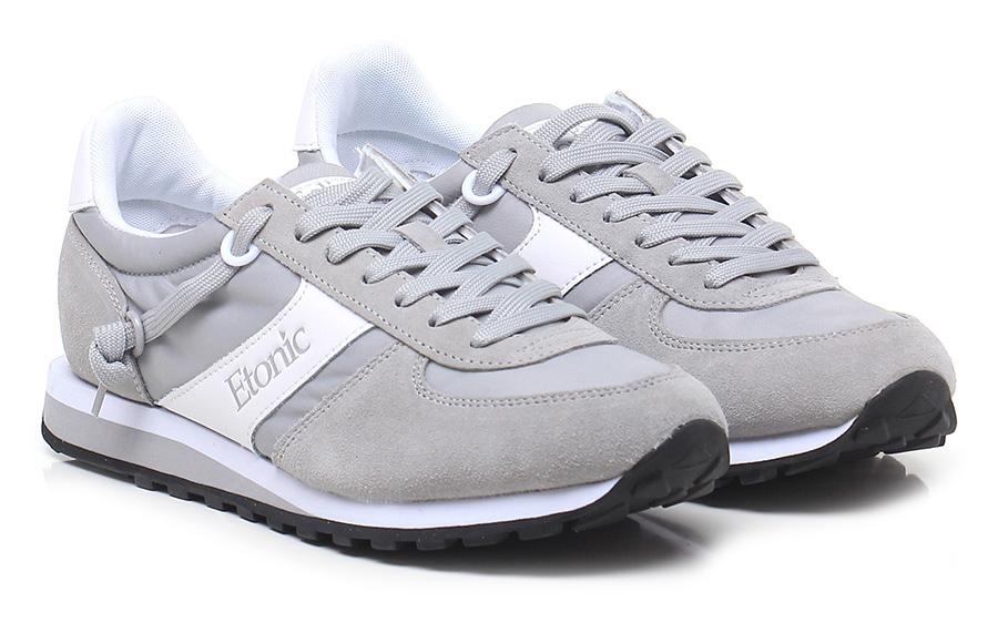 Sneaker Grey/white Etonic Verschleißfeste billige Schuhe