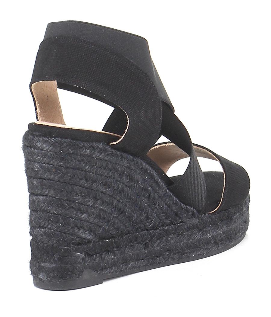 Zeppa Nero Castaner Verschleißfeste billige Schuhe