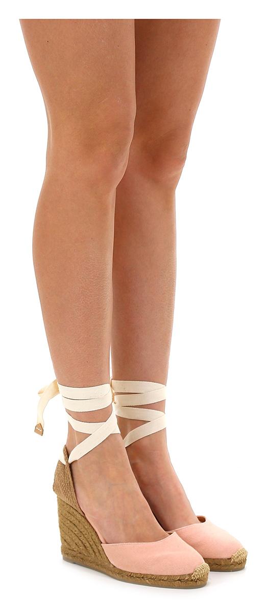 Zeppa Rosa/corda Castaner Verschleißfeste billige Schuhe