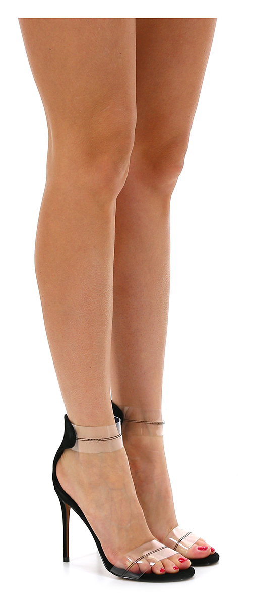 Sandalo alto Black People Verschleißfeste billige Schuhe