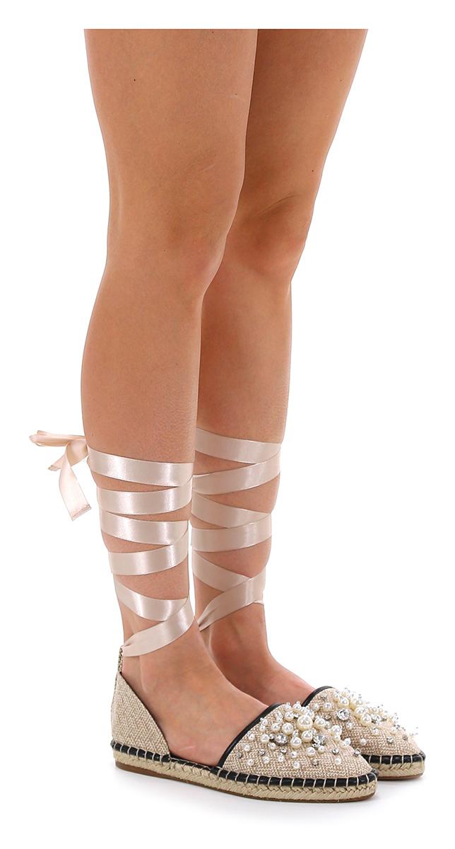Scarpa bassa Beige People Verschleißfeste billige Schuhe