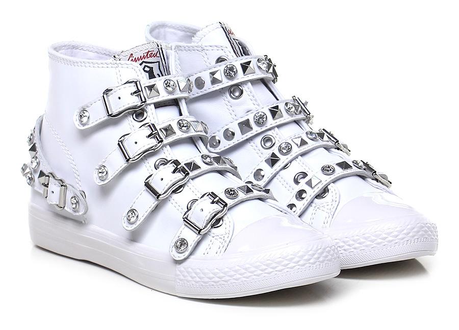 Sneaker White ASH Verschleißfeste billige Schuhe