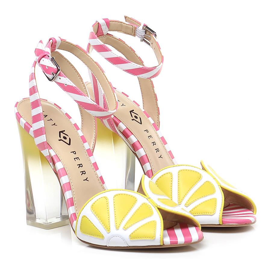 Sandalo alto  Yellow/pink/white Katy Katy Katy Perry 505750