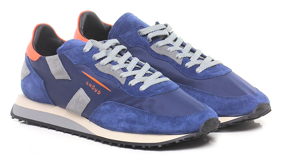 Sneaker Bluette/orange Ghoud Rush