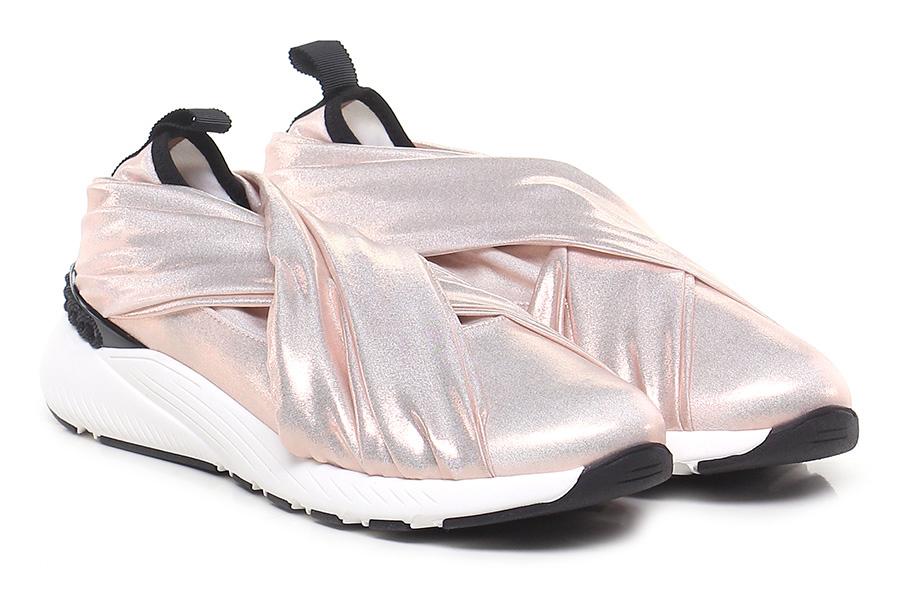 Sneaker Oro rosa Casadei Scarpe economiche e buone