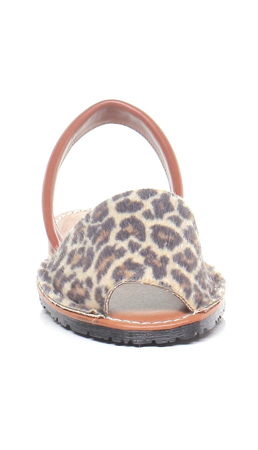 Sandalo basso    Mattone/leopard Avarca by C. Ortuno afce6c