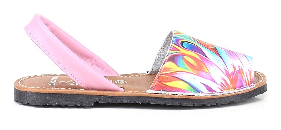Sandalo basso Multicolor Avarca Ortuno by C. Ortuno Avarca faf080