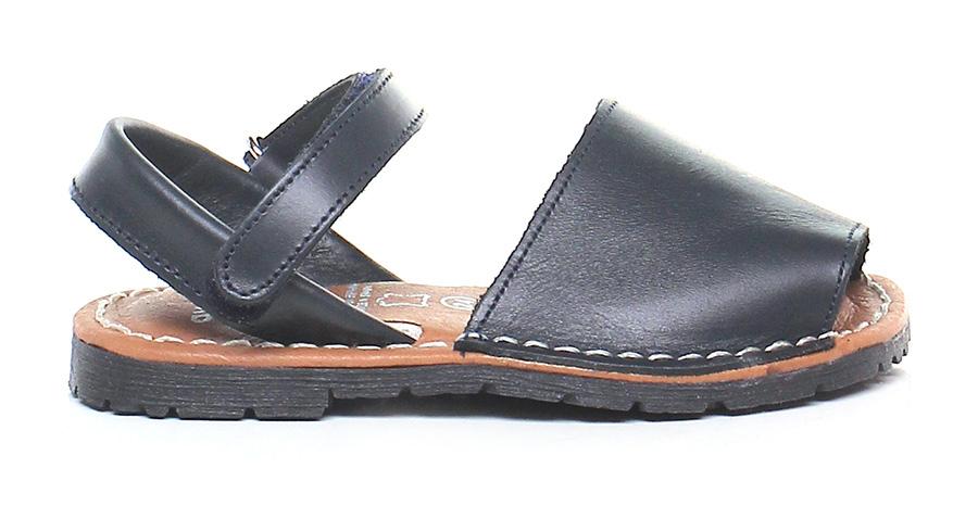 Sandalo Avarca basso - bambina Notte Avarca Sandalo by C. Ortuno 3c47c5