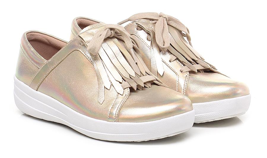 Sneaker Gold Fitflop™ Verschleißfeste billige Schuhe