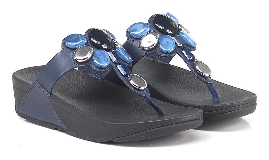 Sandalo basso Multiblue Fitflop™ Verschleißfeste billige Schuhe