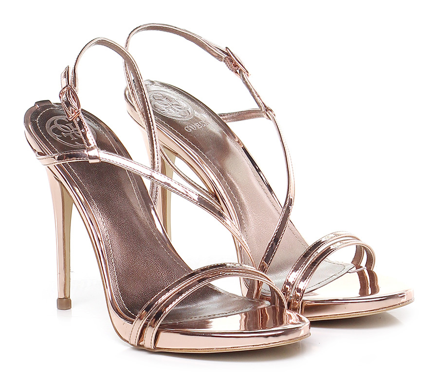 Sandalo alto  Copper Guess Mode billige Schuhe