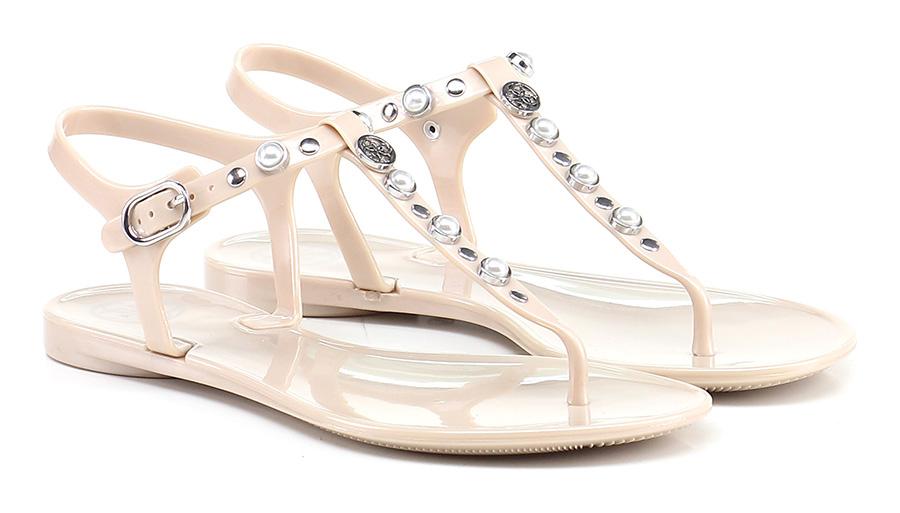 Sandalo Sandalo Sandalo basso Nude Guess Mode billige Schuhe f377d9