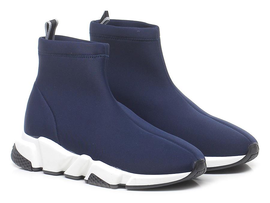 Sneaker Blu Gisele Paris Verschleißfeste billige Schuhe