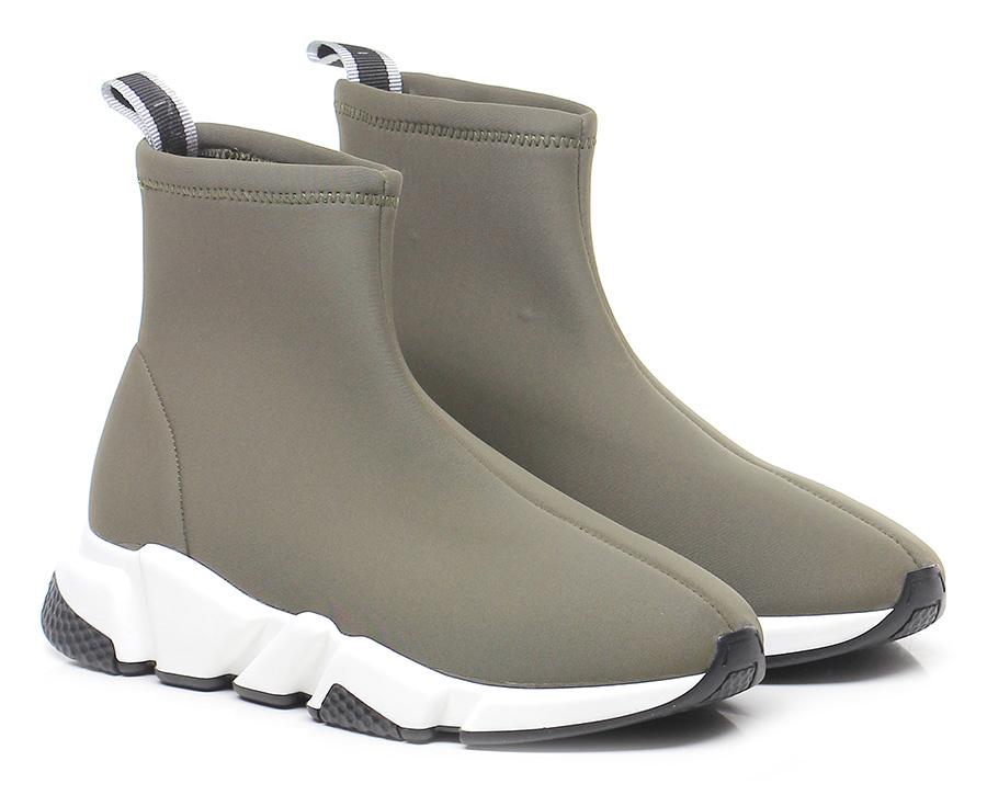 Sneaker Militare Gisele Paris Mode billige Schuhe