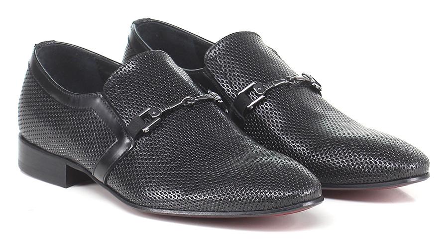 Senza stringhe Nero Eveet Mode billige Schuhe