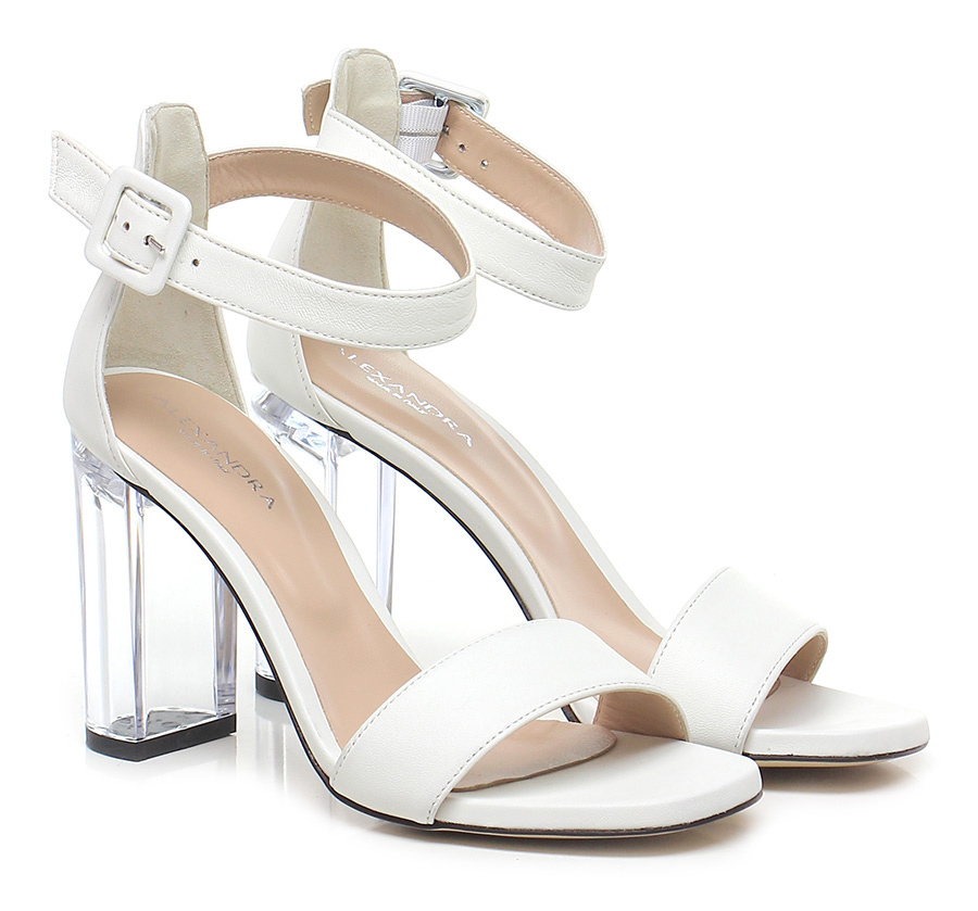 Sandalo alto    Avorio Alexandra 680f94