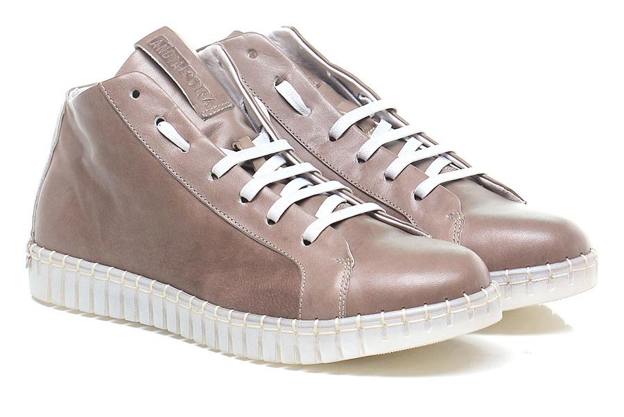 Sneaker Ecru Andia Fora Verschleißfeste billige Schuhe