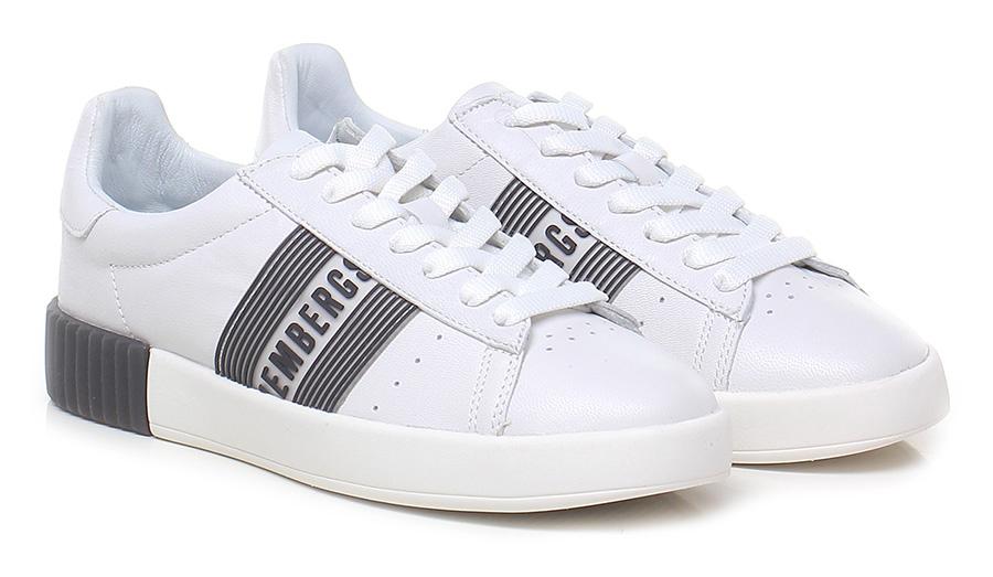 Sneaker Grey/black Bikkembergs Verschleißfeste billige Schuhe