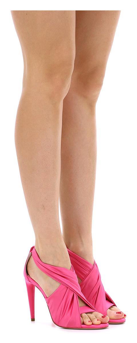 Sandalo alto Fuxia Alexandra Verschleißfeste billige Schuhe