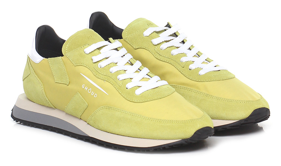 Sneaker Yellow/white Ghoud Rush Mode billige Schuhe