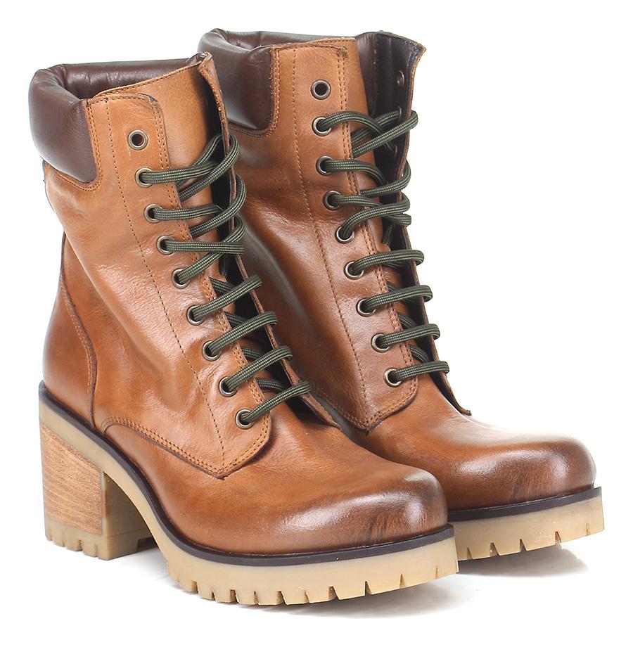 Polacco Cuoio/t.moro Strategia Verschleißfeste billige Schuhe