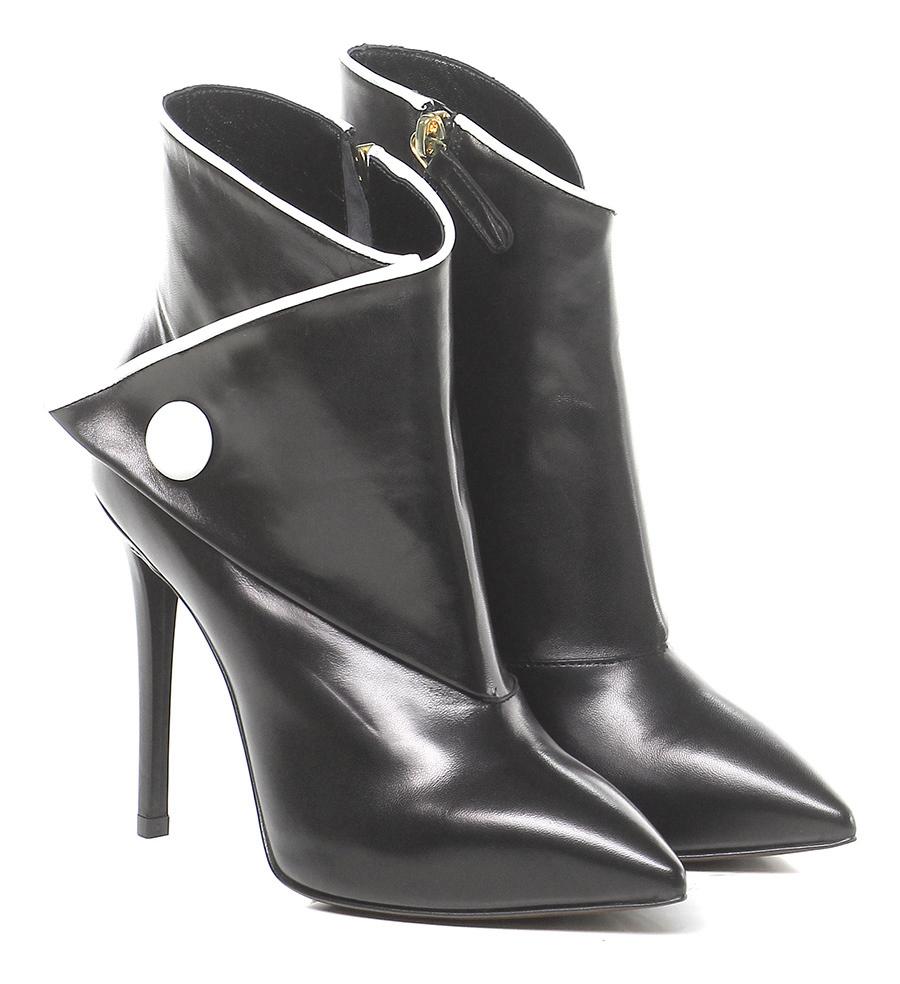 Tronchetto Nero Couture Couture Couture Mode billige Schuhe e36661