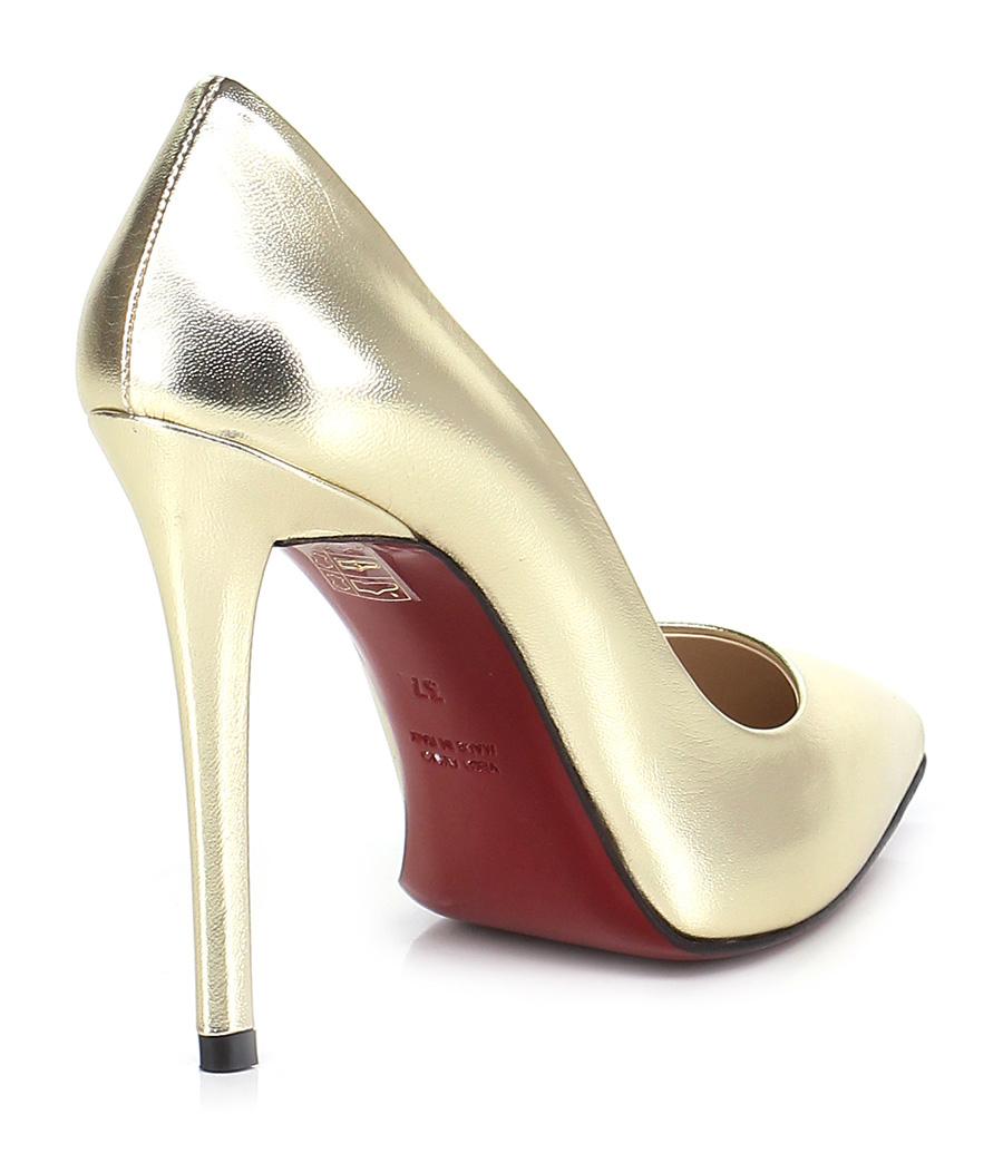 Decolletè Platino Couture Verschleißfeste billige Schuhe