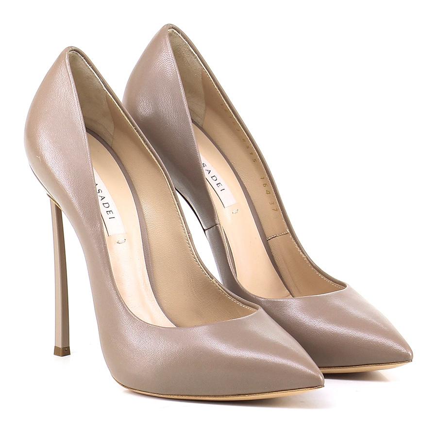 Decolletè Cappuccino Casadei Verschleißfeste billige Schuhe