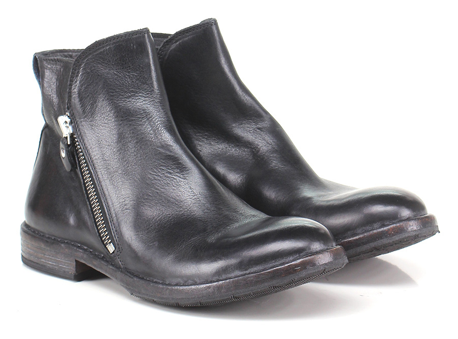 Polacco Nero Moma Verschleißfeste billige Schuhe