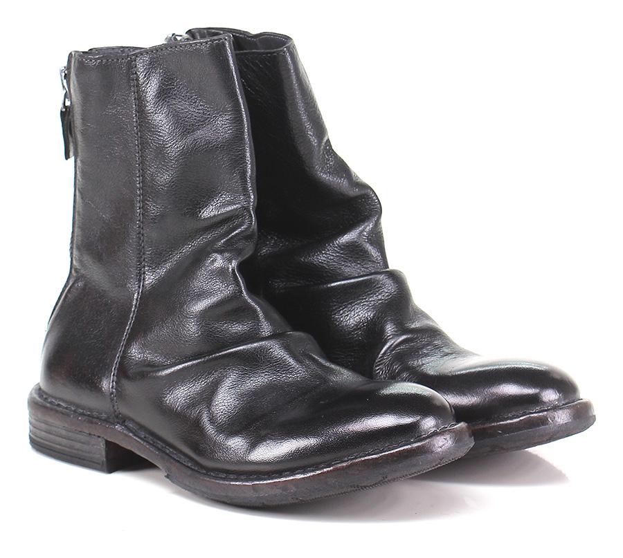 Tronchetto Nero Moma Verschleißfeste billige Schuhe