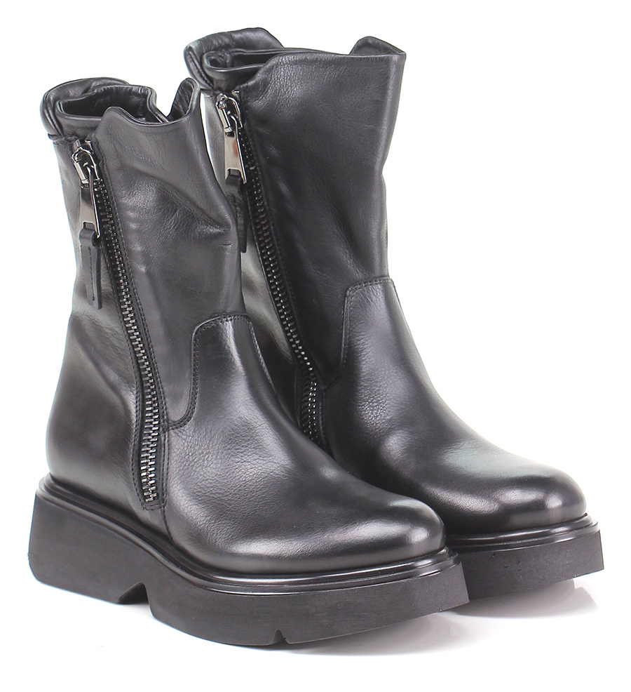 Tronchetto Nero Elena Iachi Verschleißfeste billige Schuhe