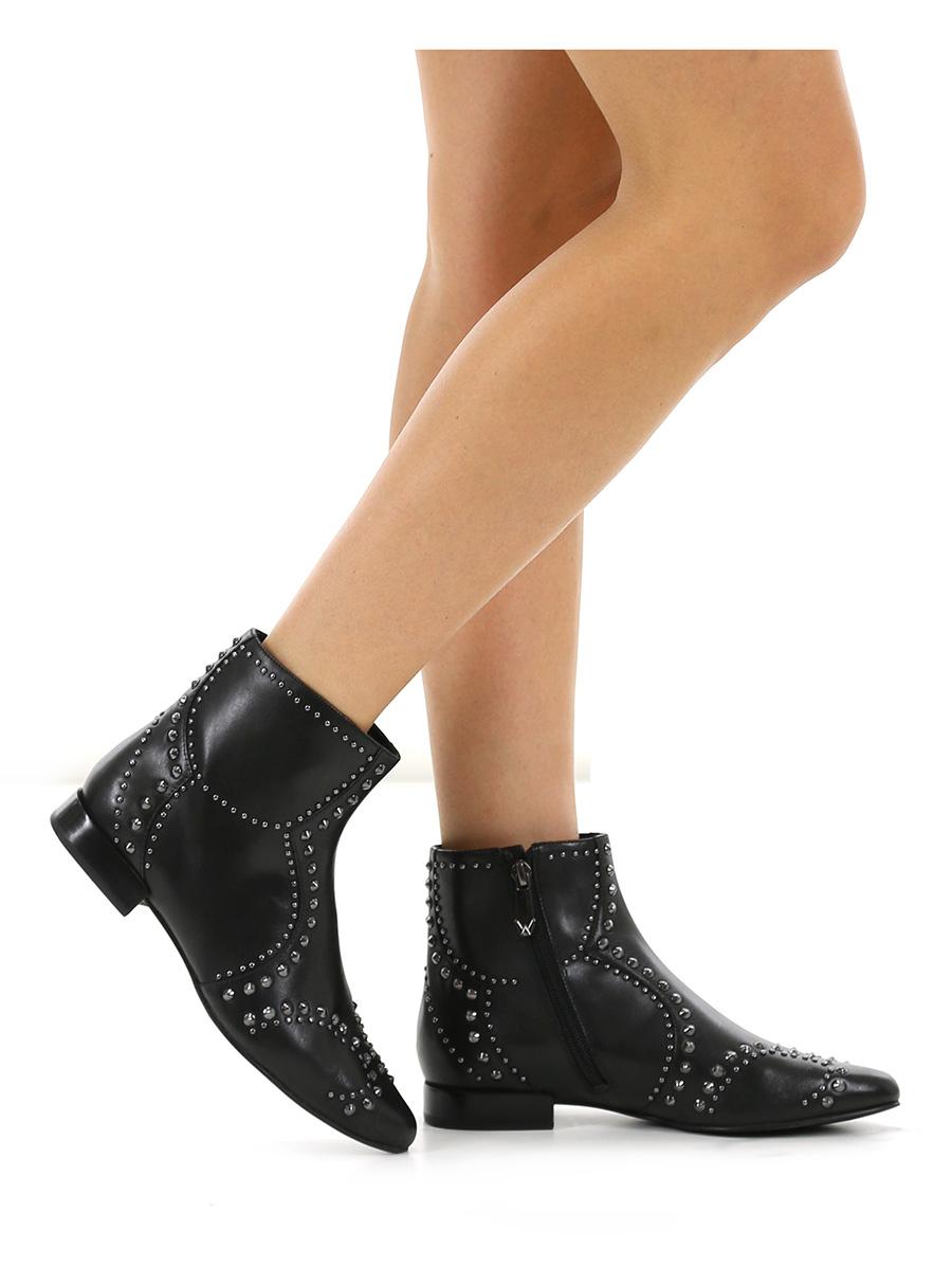 Tronchetto Black What for Mode billige Schuhe Schuhe billige f5763f