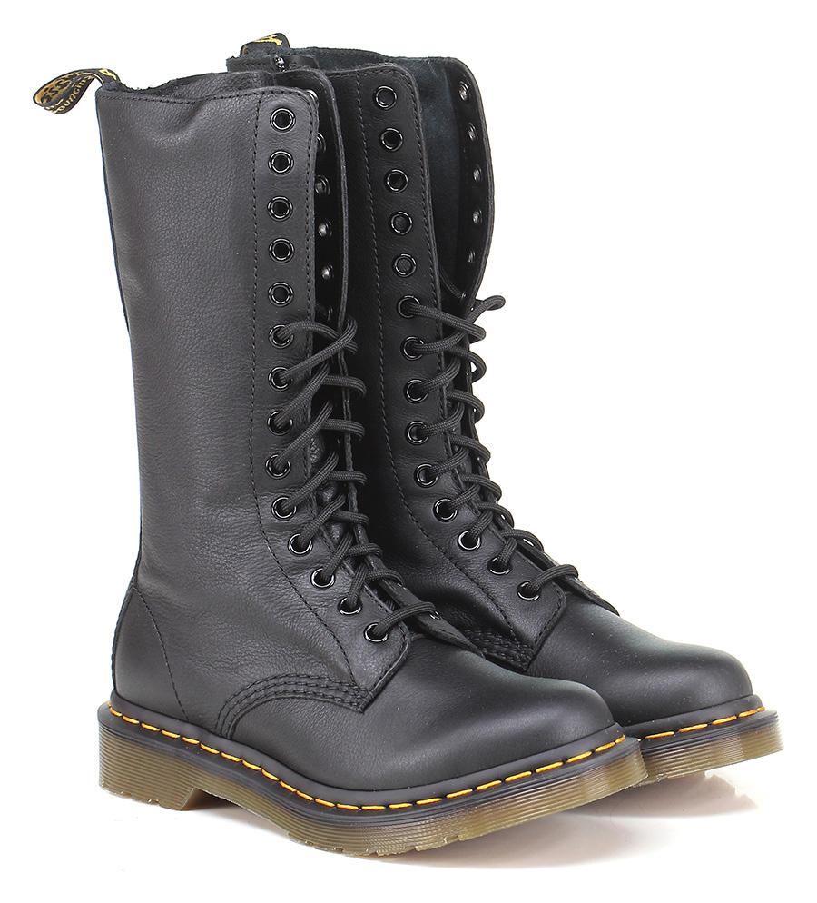 Stivale  Black Dr. Martens Mode billige Schuhe
