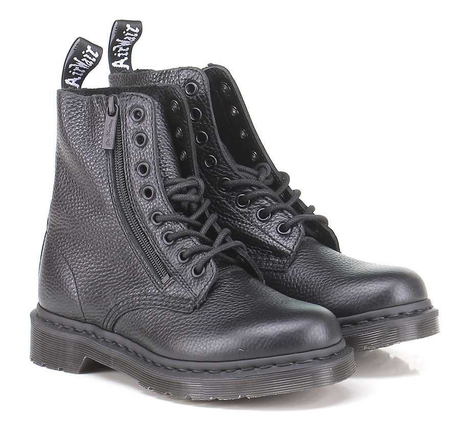 Polacco Black Schuhe Dr. Martens Mode billige Schuhe Black bbbaa2