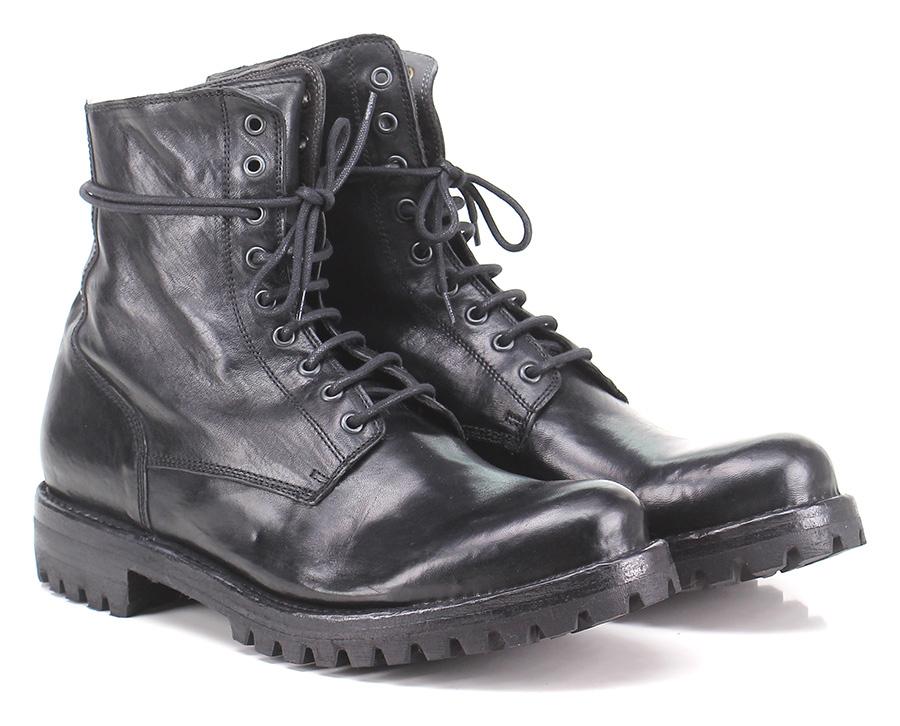 Polacco Nero Officine Creative Verschleißfeste billige Schuhe